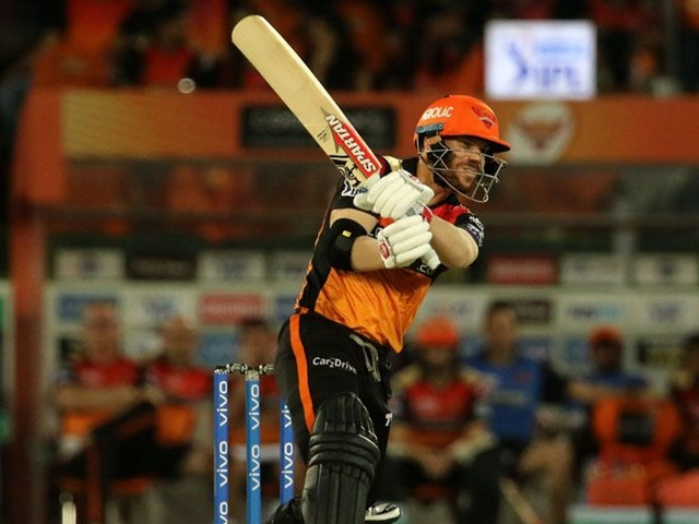 IPL 2019 : वॉर्नर का रिकॉर्ड, यह कमाल करने वाले सनराइजर्स के पहले खिलाड़ी