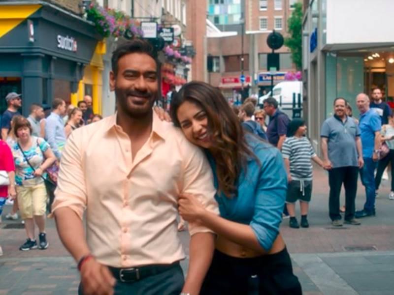 De De Pyaar De Box Office : 100 करोड़ पार करना तय, ऐसा करने वाली अजय की दसवीं फिल्म