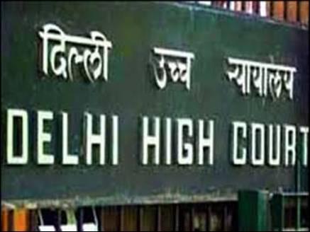 delhi hc wife fake letter 22 02 2016