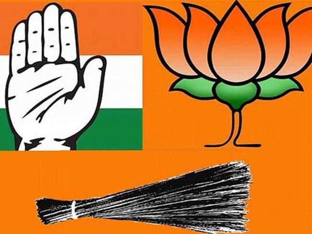 हैकिंग को लेकर कांग्रेस ने जब कसा भाजपा पर तंज, AAP ने ऐसे साधा निशाना