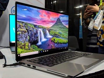 CES 2019: Dell ने पेश किया ऐसा लैपटॉप, यूजर के छूते ही हो जाएगा चालू