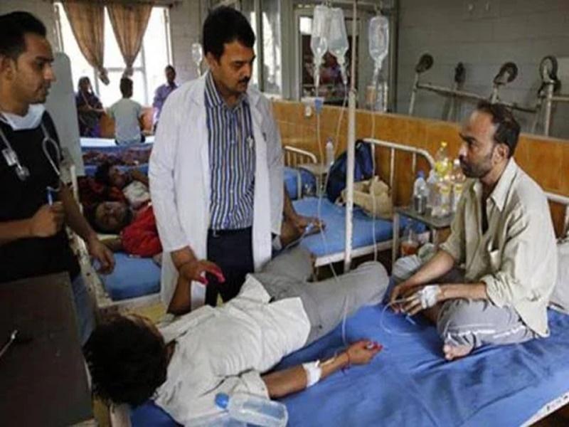 बिहार में बरपा डेंगू का कहर,  अब तक मिले 1276 मरीज