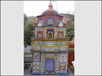 अहिल्याबाई ने कराया था देवगुराड़िया मंदिर का जीर्णोद्धार