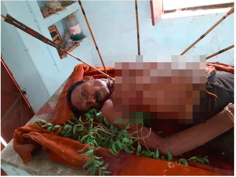 Dhar Crime : पहले आवाज लगाई, जैसे ही नींद से जागा तीरों से सीना छलनी कर दिया