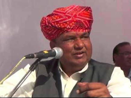 राजस्थान में भाजपा विधायक धर्मपाल चौधरी की हार्ट अटैक से मौत