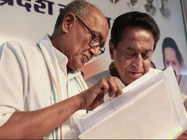 Ujjain : पुजारी के खिलाफ कार्रवाई की जाए: दिग्विजय ने लिखा CM को पत्र