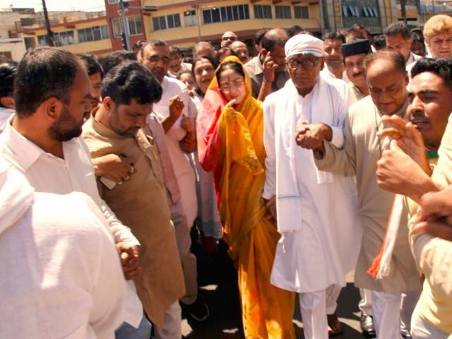 Digvijaya Singh 5 मई से शुरू करेंगे पदयात्रा, यहां से होगी शुरुआत