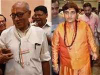 Bhopal Lok Sabha Seat: हिंदू-मुस्लिम ध्रुवीकरण के चक्रव्यूह में फंसा चुनौतियों का 'राजा'