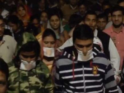 पुलिस-प्रशासन की मौजूदगी में हुई बच्चों की दीक्षा, बाल संरक्षण आयोग के आदेश धरे रह गए