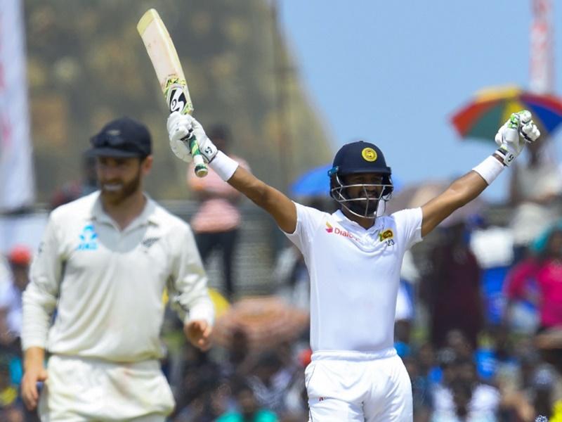 SL vs NZ 1st Test: करुणारत्ने ने जड़ा शतक, पहले टेस्ट में श्रीलंका को दिलाई आसान जीत