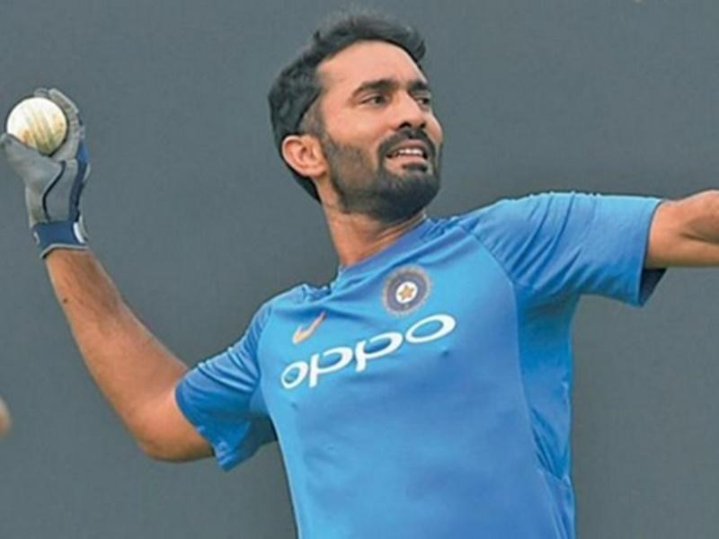 धोनी के समान मैच फिनिशर बनकर भारतीय टी20 में वापसी करना चाहते हैं कार्तिक