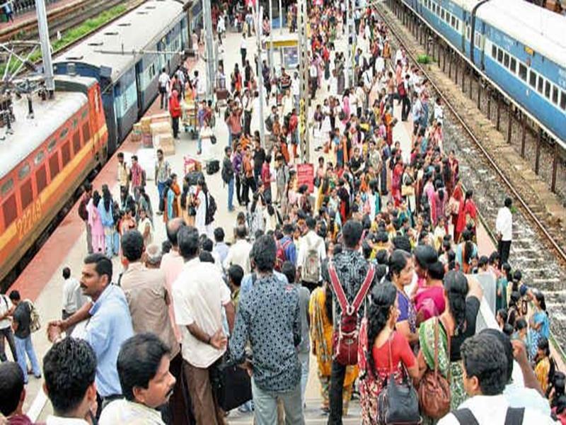 Diwali Rush in Trains : दिवाली में 7 दिन बाकी, रूटीन की ट्रेनों में नहीं मिल रहे कंफर्म टिकट