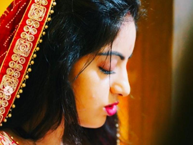 TV couples Karwa Chauth: 'संध्या' ने भी मनाया करवाचौथ, देखिए तस्वीरें