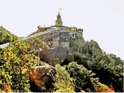 डोंगरगढ़ में टूरिज्म रिसोर्ट से देशभर में मिलेगी प्रसिद्धि