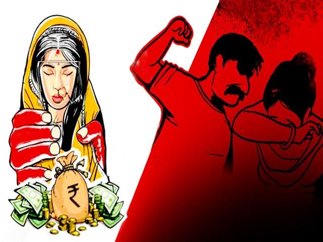 Bilaspur : विवाहिता ने लगाई फांसी, परिजन बोले, दहेज प्रताड़ना से थी परेशान