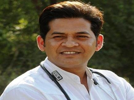 आरटीआई एक्टिविस्ट डॉ.आनंद राय ने शासकीय सेवा से दिया इस्तीफा