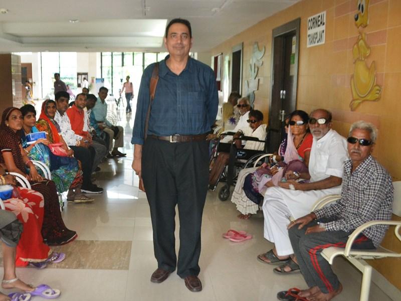 Indore Eye Hospital : प्रोटोकॉल की अनदेखी पड़ती है भारी