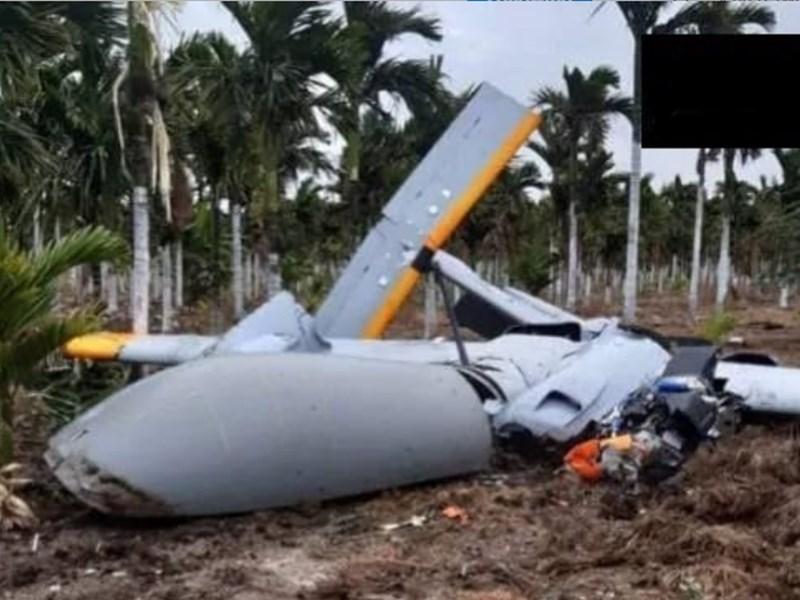 DRDO drone crash in Karnataka: कर्नाटक में DRDO का ड्रोन हुआ क्रेश, चित्रदुर्ग टेस्ट रेंज से था 17 KM दूर