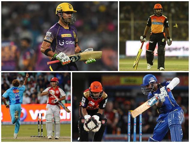 IPL में सबसे ज्यादा बार शून्य पर आउट हुए ये भारतीय खिलाड़ी