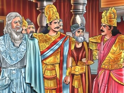 Why Duryodhan got heaven aftar Mahabharat