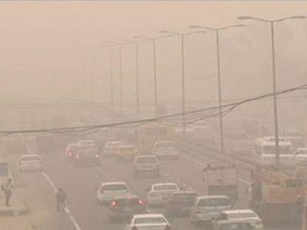 धूल की चादर से ढंका उत्तर भारत, गर्म हवाओं ने बिगाड़े हालात
