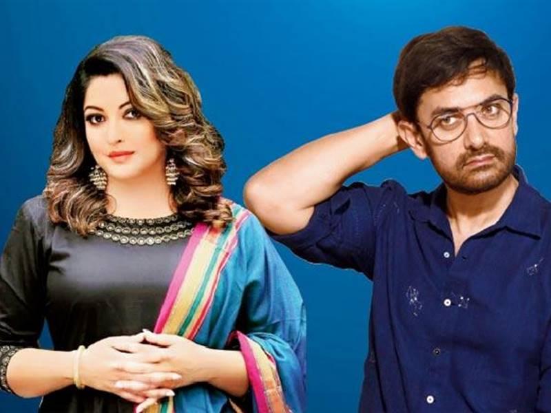 Gulshan Kumar biopic Mogul : आमिर की वापसी पर तनुश्री ने भी किया सवाल 'मुझ पर मेहरबानी क्यों नहीं की?'