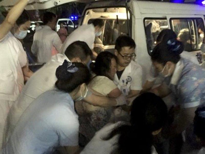 चीन में आया रिक्टर स्केल पर 6 की तीव्रता वाला भूकंप, 11 की मौत और 122 से ज्यादा घायल