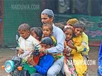 तस्वीरों में देखिए मध्यप्रदेश के विभिन्न शहरों में ईद का उत्साह