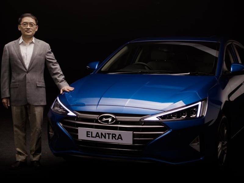 Hyundai Elantra Facelift 2019 Launched: लॉन्च हुई ह्युडई एलांट्रा, जानें क्या है कीमत और खासियतें