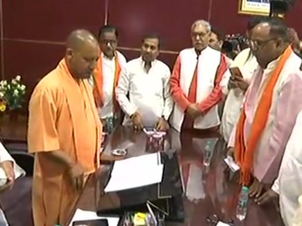 UP में क्रॉस वोटिंग ,9 सीटों पर जीती BJP, एक पर सपा,माया  का पत्ता साफ