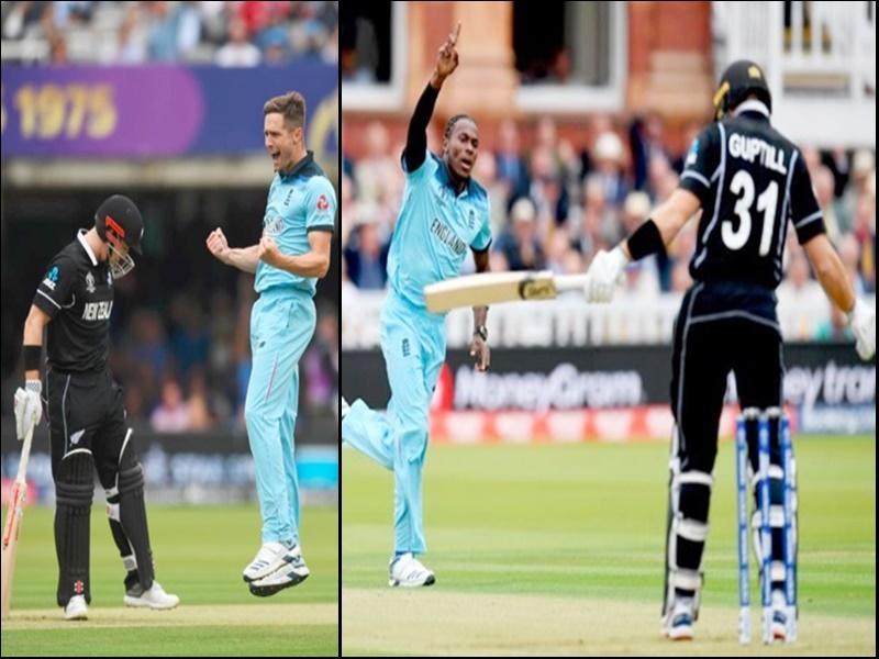 England vs New Zealand WC final: फाइनल में उठ रहे अंपायर के फैसलों पर सवाल