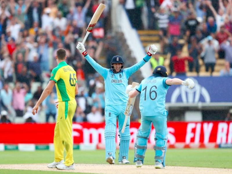 ICC World Cup 2019 2nd Semi Final ENG vs AUS: ऑस्ट्रेलिया को 8 विकेट से हराकर इंग्लैंड फाइनल में