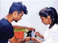 Indore News: फसलों को पानी की कितनी जरुरत, ये बताने के लिए आ गई ये खास मशीन