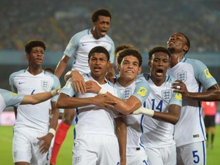 FIFA U17 World Cup: ब्राजील को हराकर पहली बार फाइनल में इंग्लैंड
