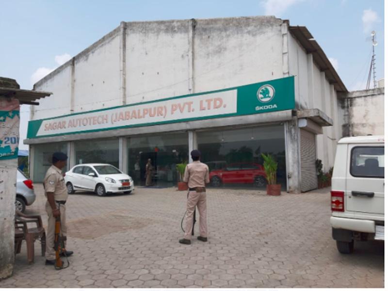 यहां भाजपा नेता के कार शोरूम पर छापा, करोड़ों की टैक्स चोरी ! Jabalpur News