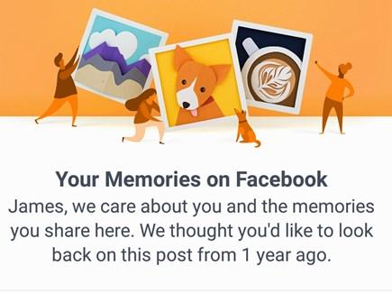 अब एक जगह दिखेंगी फेसबुक पर आपकी यादें