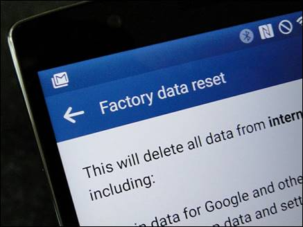 मोबाइल को Factory Reset करते समय जरूर बरतें ये सावधानियां