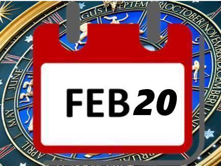 राशिफल 20 फरवरी: बिगड़े काम सुधरेंगे, सारी मुश्किल होंगी दूर