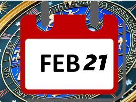 राशिफल 21 फरवरी: आज अच्छे काम की शुरुआत होगी, पैसा भी आएगा