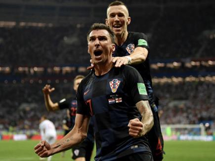 क्रोएशिया पहली बार फुटबॉल विश्व कप फाइनल में, इंग्लैंड को 2-1 से हराया