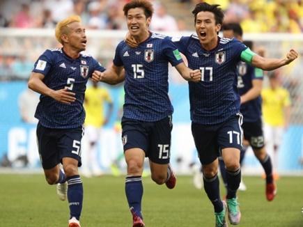 fifa 2018 : जापान ने कोलंबिया को 2-1 से हराया