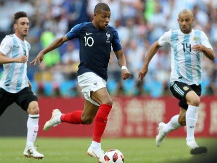 FIFA WC : एम्बापे ने फ्रांस को अर्जेंटीना पर 4-3 से जीत दिलाई, क्वार्टरफाइनल में प्रवेश