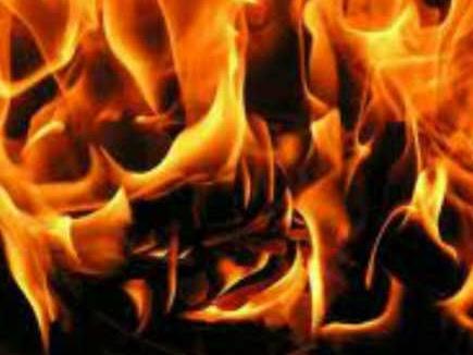 इटारसी के पास ऑयल एंड फ्लोर मिल में भीषण आग