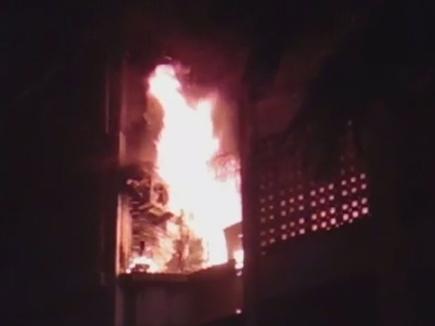 मुंबई के मरोल इलाके की इमारत में लगी आग, 4 की मौत