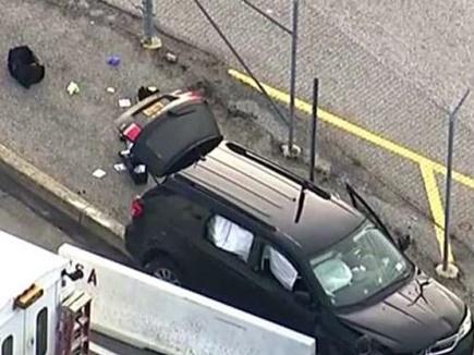 अमेरिकी सुरक्षा एजेंसी के मुख्यालय के बाहर फायरिंग, कई घायल