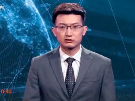 VIDEO यह है दुनिया का पहला AI बेस्ट न्यूज एंकर, खूबियां जानकर चौंक जाएंगे
