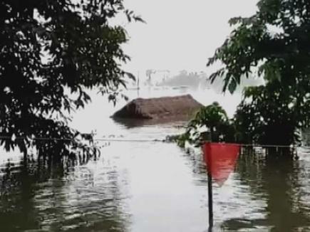त्रिपुरा, मिजोरम के कई हिस्सों में बाढ़, 4 लोगों की मौत