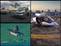 अब उड़ने का सपना होगा पूरा, यहां मिलिए भविष्य की कारों से