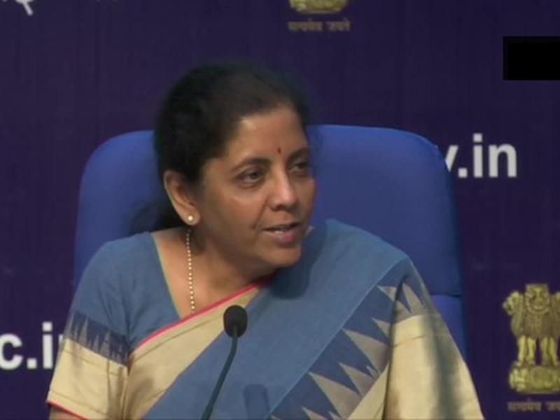 Nirmala Sitharamam Press Conference: इकोनॉमी को बूस्टर डोज, वित्त मंत्री ने किए ये बड़े ऐलान