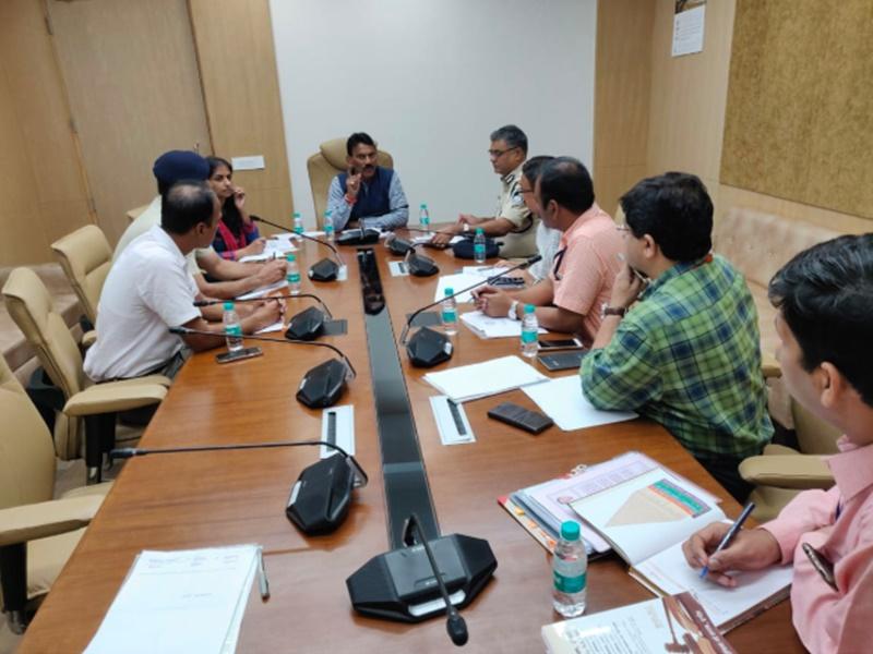 स्वास्थ्य मंत्री ने अफसरों की ली बैठक, अब मिलावटखोरी पर स्पेशल टीम करेगी छापामार कार्रवाई ! Bhopal News